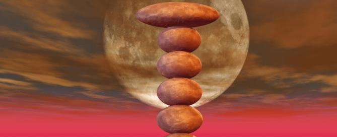 Vollmond März 2021 - Heilung, Balance