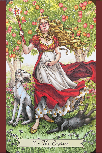 Empress Every Day Witch Tarot
