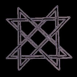 Symbol: Das achtfache Flechtmuster