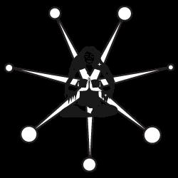 Die Sieben als Stern