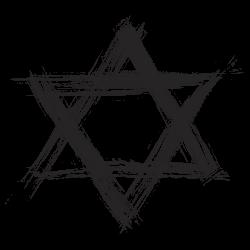 Symbol Hexagramm Die Sechs