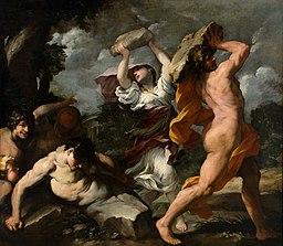 Deucalion und Pyrrha