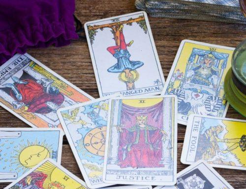 Die Gerechtigkeit (11) im Tarot