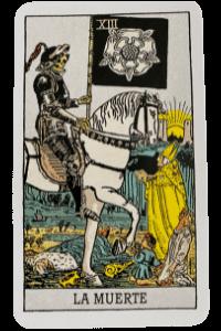 Der Tod im Waite Tarot