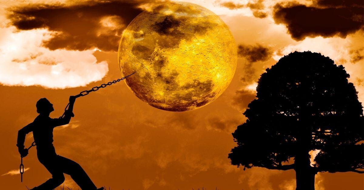 Blue Moon August 2022