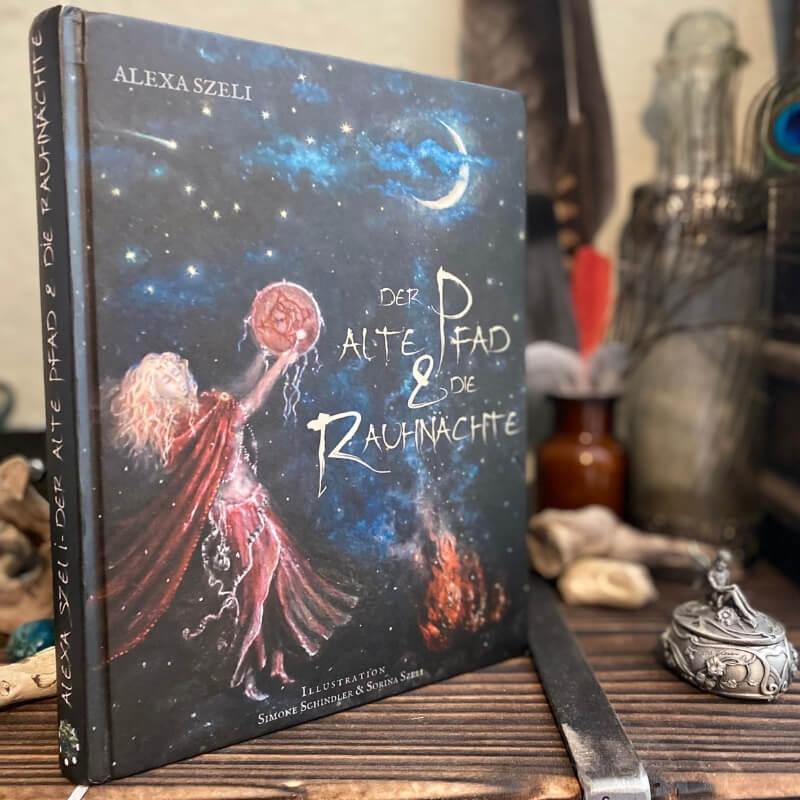 Hardcover - Der alte Pfad und die Rauhnächte