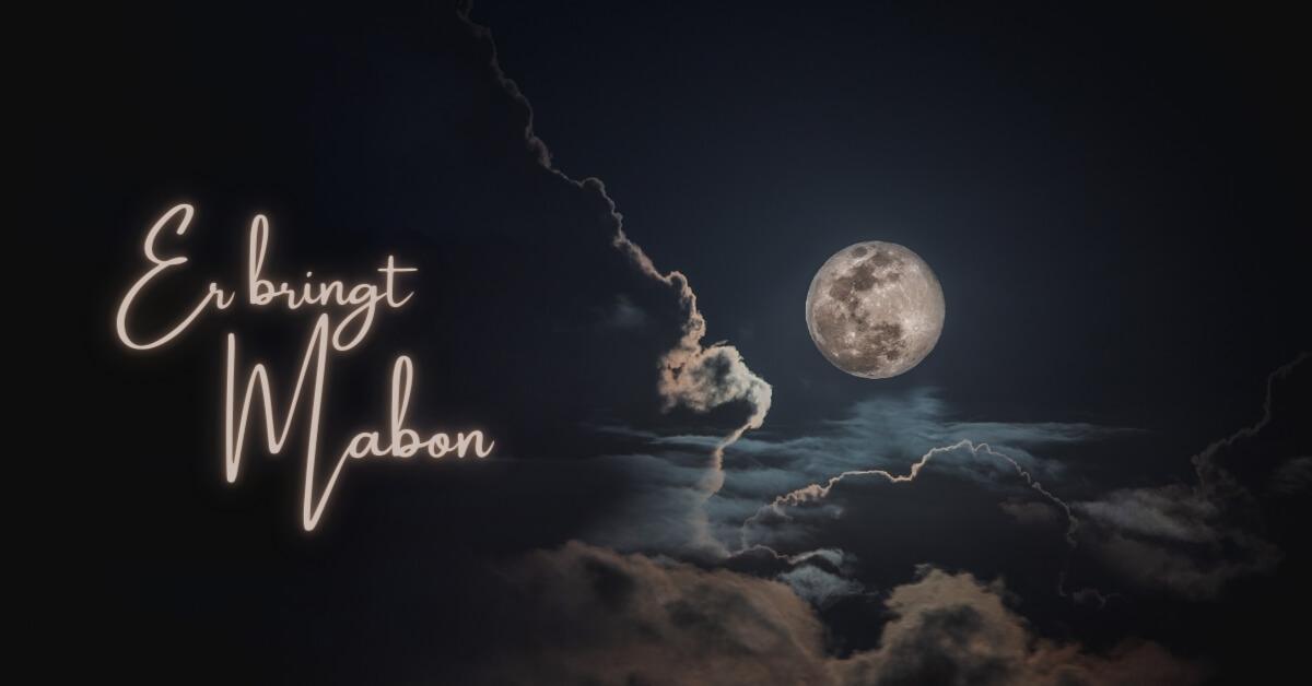 Vollmond am 21. September 2021 Mabon, Herbsttagundnachtgleiche