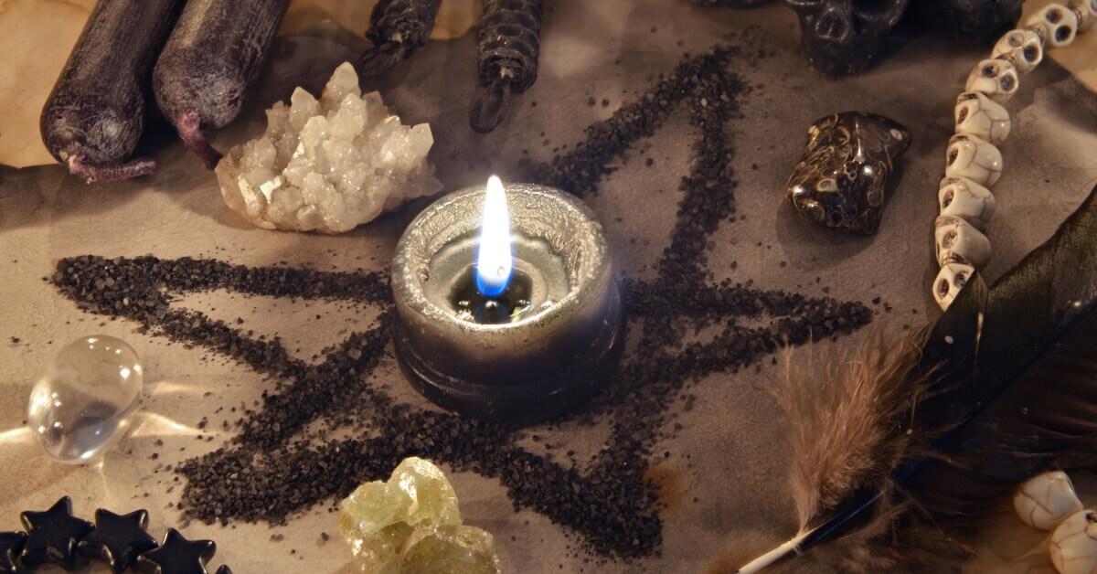 Schwarzes Salz in der Magie