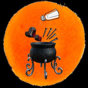 Zubereitung Schwarzes Salz