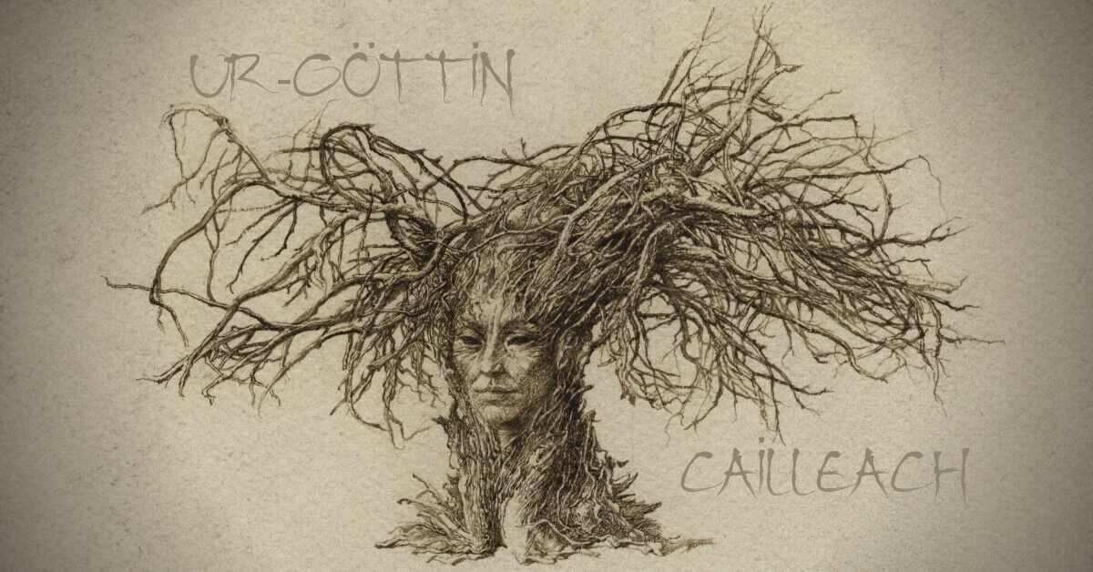 Cailleach - Ur-Göttin des Winters